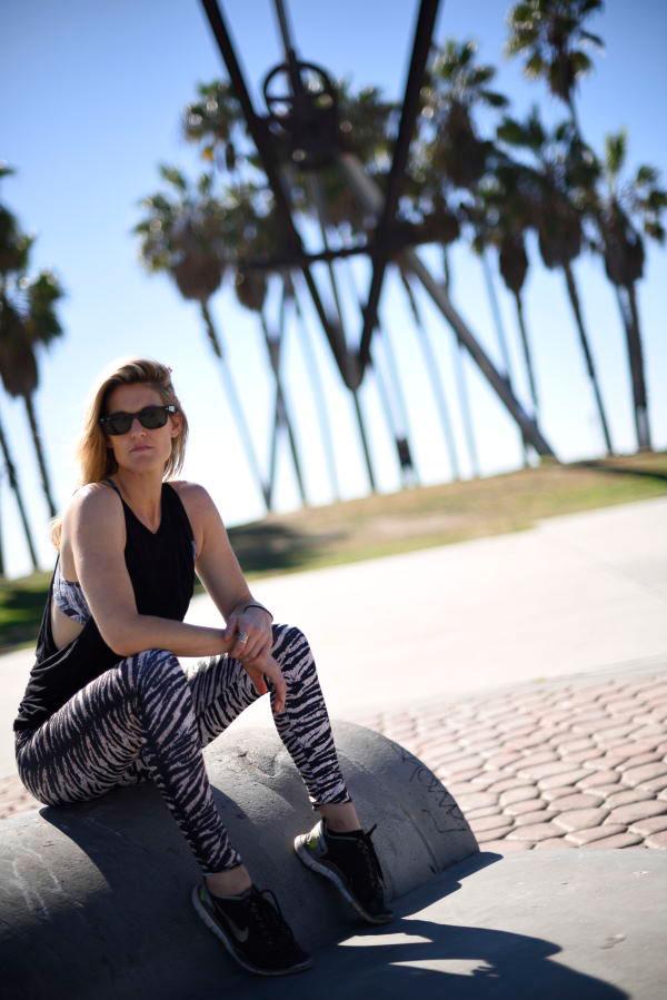 The heart of Venice Beach