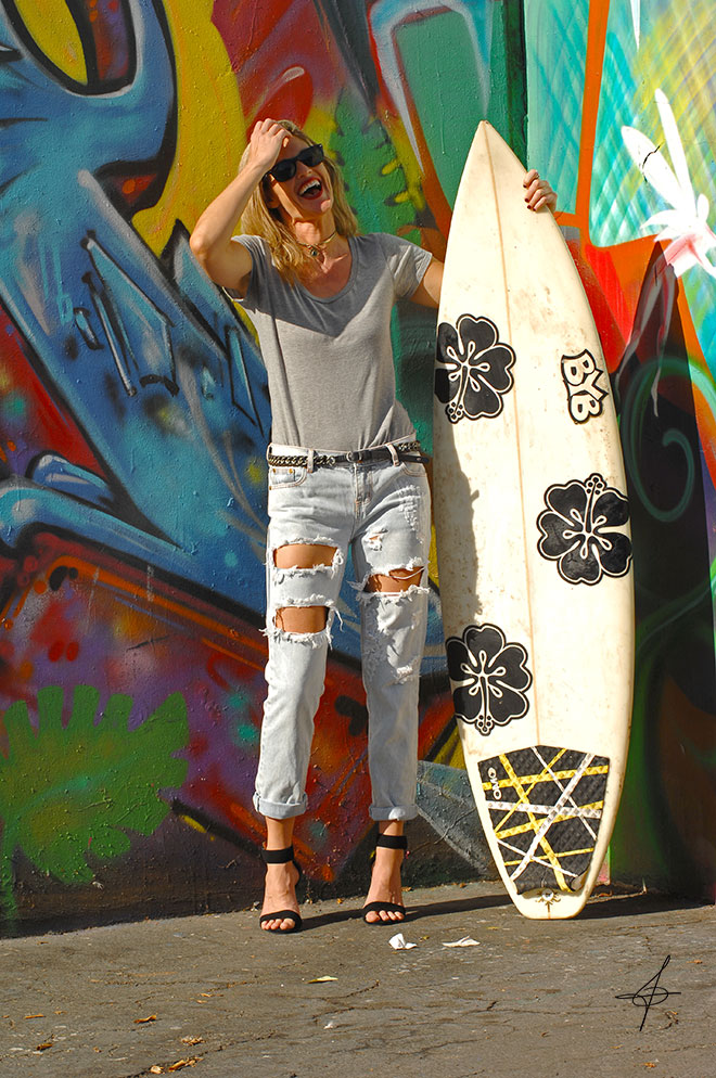 Fashion shoots with los angeles street fashion photographer John Ussenko is about having fun and laughing.